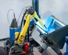 Позиционеры для роботизированной сварки